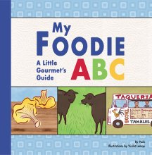 """My Foodie ABC"" by Puck"